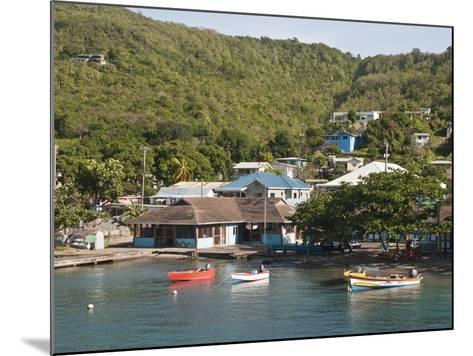 Port Elizabeth, Bequia, St. Vincent and the Grenadines, Windward Islands, West Indies, Caribbean-Michael DeFreitas-Mounted Photographic Print