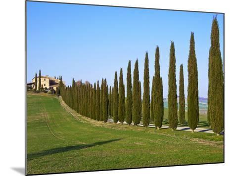 Val D'Orcia, Siena Province, Siena, Tuscany, Italy, Europe-Nico Tondini-Mounted Photographic Print
