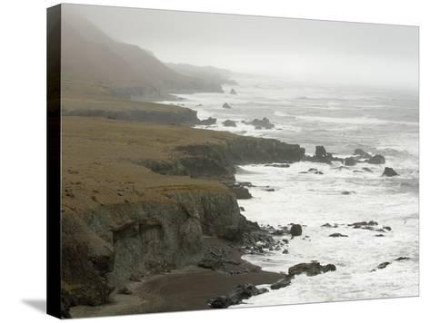 South Coast Near Hofn, Iceland, Polar Regions-Sergio Pitamitz-Stretched Canvas Print