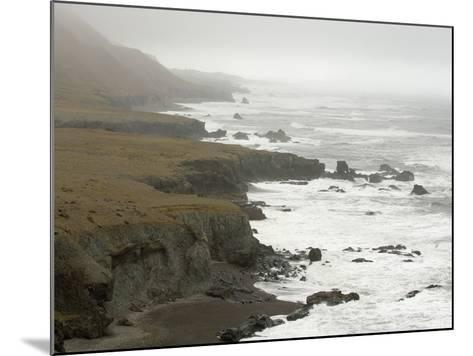 South Coast Near Hofn, Iceland, Polar Regions-Sergio Pitamitz-Mounted Photographic Print