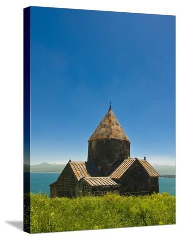 Sevanavank (Sevan Monastery) By Lake Sevan, Armenia, Caucasus, Central Asia, Asia-Michael Runkel-Stretched Canvas Print