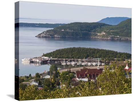 Tadoussac, Quebec, Canada, North America-Michael DeFreitas-Stretched Canvas Print