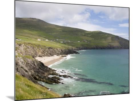 View From Slea Head Drive, Dingle Peninsula, County Kerry, Munster, Republic of Ireland, Europe--Mounted Photographic Print