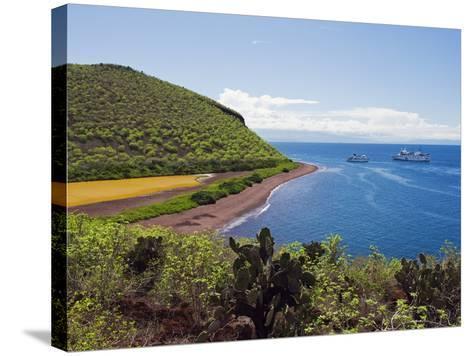 Galapagos Islands, UNESCO World Heritage Site, Ecuador, South America-Christian Kober-Stretched Canvas Print