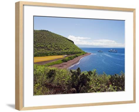 Galapagos Islands, UNESCO World Heritage Site, Ecuador, South America-Christian Kober-Framed Art Print