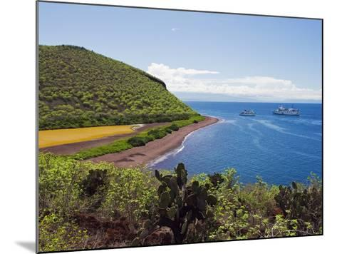 Galapagos Islands, UNESCO World Heritage Site, Ecuador, South America-Christian Kober-Mounted Photographic Print
