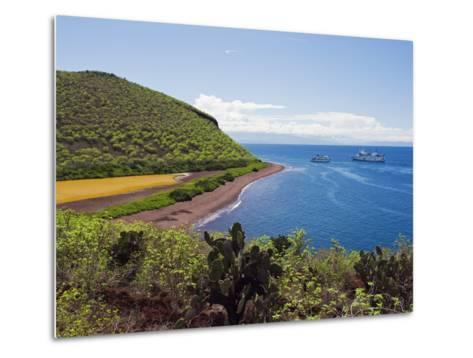 Galapagos Islands, UNESCO World Heritage Site, Ecuador, South America-Christian Kober-Metal Print