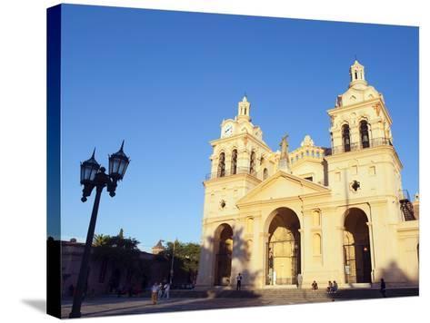 Cordoba Cathedral, Cordoba, Argentina, South America-Christian Kober-Stretched Canvas Print