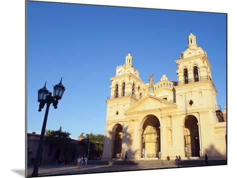 Cordoba Cathedral, Cordoba, Argentina, South America-Christian Kober-Mounted Photographic Print