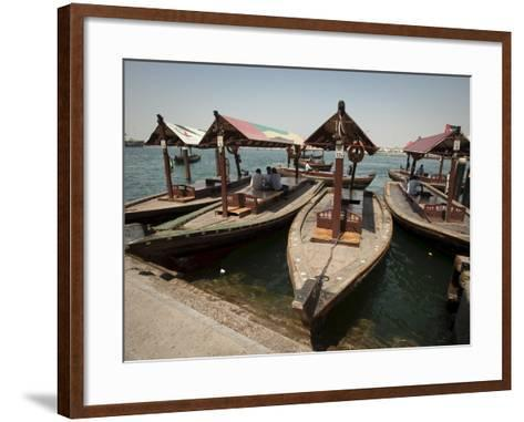 Dubai, United Arab Emirates, Middle East-Michael Snell-Framed Art Print