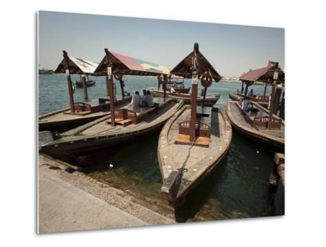 Dubai, United Arab Emirates, Middle East-Michael Snell-Metal Print