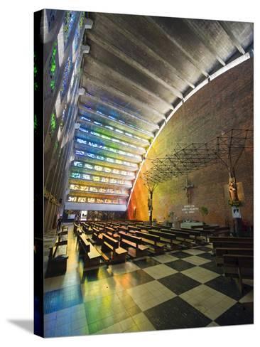 Iglesia El Rosario, San Salvador, El Salvador, Central America-Christian Kober-Stretched Canvas Print