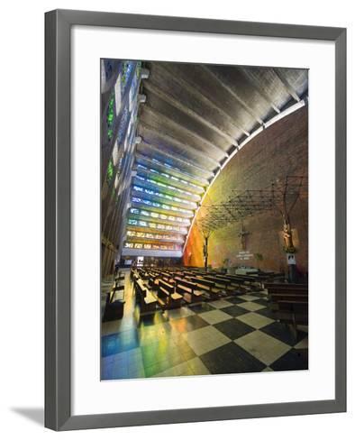 Iglesia El Rosario, San Salvador, El Salvador, Central America-Christian Kober-Framed Art Print