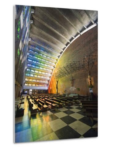 Iglesia El Rosario, San Salvador, El Salvador, Central America-Christian Kober-Metal Print