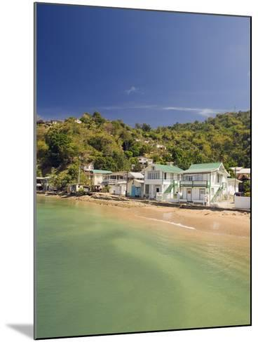 Pirate Bay, Charlotteville, Tobago, Trinidad and Tobago, West Indies, Caribbean, Central America-Christian Kober-Mounted Photographic Print