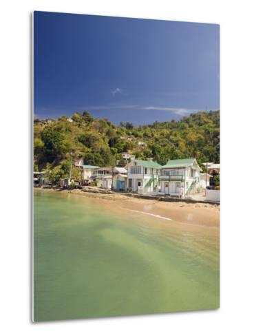 Pirate Bay, Charlotteville, Tobago, Trinidad and Tobago, West Indies, Caribbean, Central America-Christian Kober-Metal Print