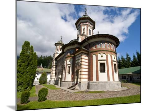 The Sinaia Monastery Was Founded By Prince Mihai Cantacuzino in 1695, Sinaia, Romania, Europe-Michael Runkel-Mounted Photographic Print