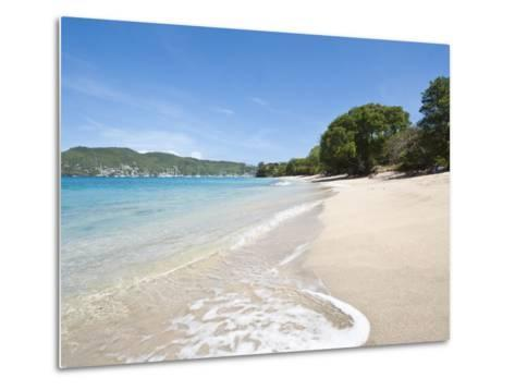Lower Bay, Bequia, St. Vincent and the Grenadines, Windward Islands, West Indies, Caribbean-Michael DeFreitas-Metal Print