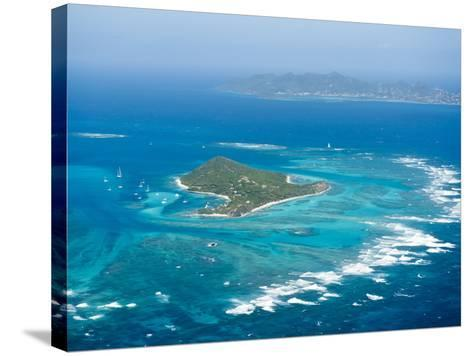Petit St. Vincent, St. Vincent and the Grenadines, Windward Islands, West Indies, Caribbean-Michael DeFreitas-Stretched Canvas Print