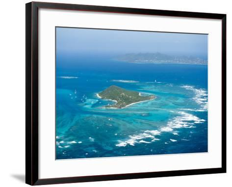 Petit St. Vincent, St. Vincent and the Grenadines, Windward Islands, West Indies, Caribbean-Michael DeFreitas-Framed Art Print