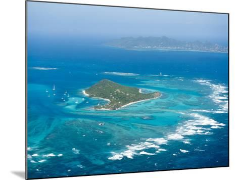 Petit St. Vincent, St. Vincent and the Grenadines, Windward Islands, West Indies, Caribbean-Michael DeFreitas-Mounted Photographic Print