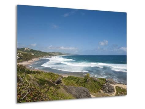 Bathsheba Beach, Barbados, Windward Islands, West Indies, Caribbean, Central America-Michael DeFreitas-Metal Print