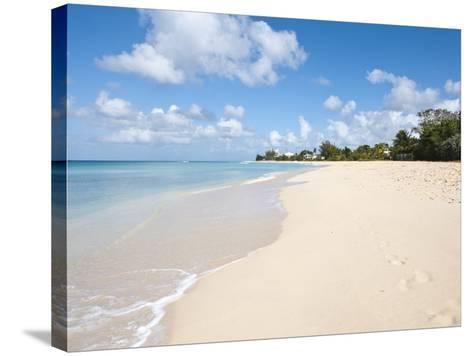Brighton Beach, Barbados, Windward Islands, West Indies, Caribbean, Central America-Michael DeFreitas-Stretched Canvas Print