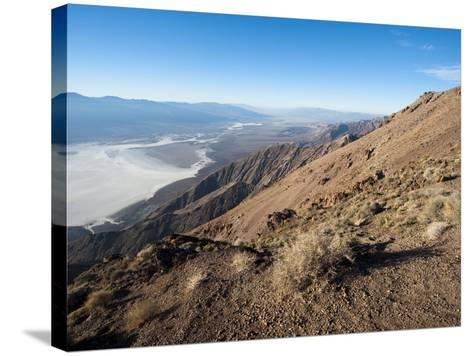 Dante's View, Death Valley National Park, California, United States of America, North America-Sergio Pitamitz-Stretched Canvas Print