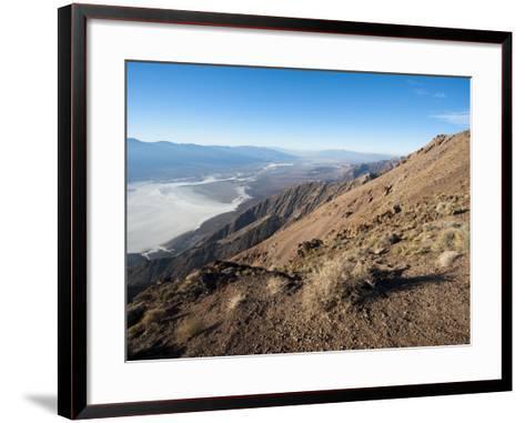 Dante's View, Death Valley National Park, California, United States of America, North America-Sergio Pitamitz-Framed Art Print