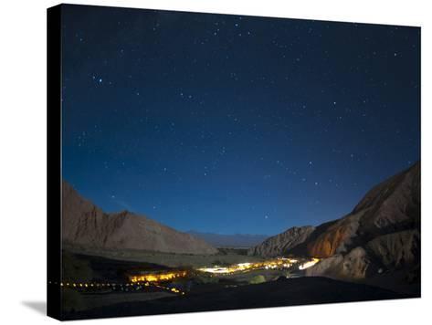 Milky Way, Hotel Alto Atacama, San Pedro De Atacama, Atacama Desert, Chile, South America-Sergio Pitamitz-Stretched Canvas Print