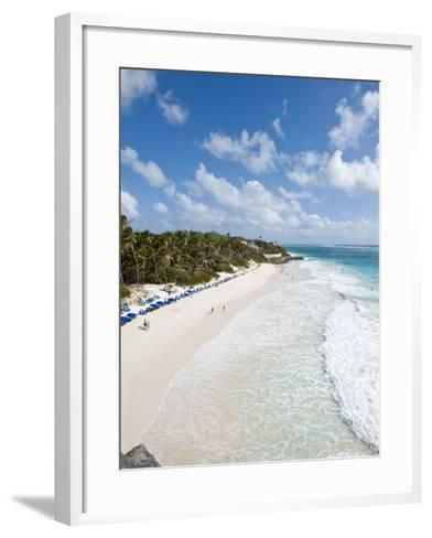 Crane Beach at Crane Beach Resort, Barbados, Windward Islands, West Indies, Caribbean-Michael DeFreitas-Framed Art Print