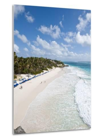 Crane Beach at Crane Beach Resort, Barbados, Windward Islands, West Indies, Caribbean-Michael DeFreitas-Metal Print