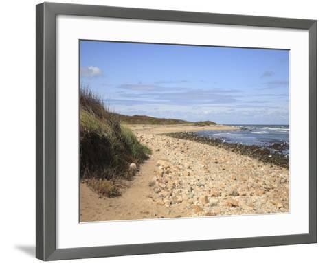 Montauk Point State Park, Montauk, Long Island, New York, United States of America, North America-Wendy Connett-Framed Art Print