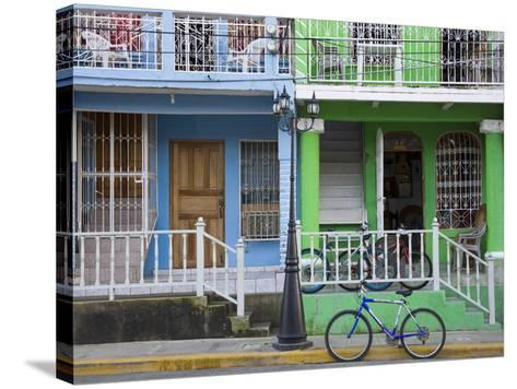 Calle Street in San Juan Del Sur, Department of Rivas, Nicaragua, Central America-Richard Cummins-Stretched Canvas Print