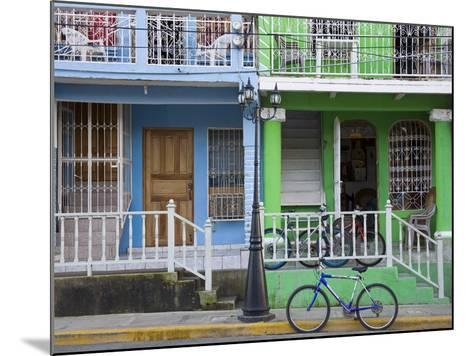 Calle Street in San Juan Del Sur, Department of Rivas, Nicaragua, Central America-Richard Cummins-Mounted Photographic Print