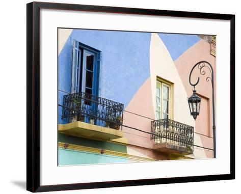 Moussy Street La Boca District, Buenos Aires, Argentina, South America-Richard Cummins-Framed Art Print