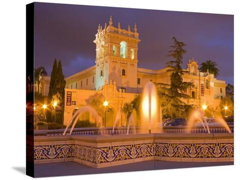 House of Hospitality in Balboa Park, San Diego, California, United States of America, North America-Richard Cummins-Stretched Canvas Print