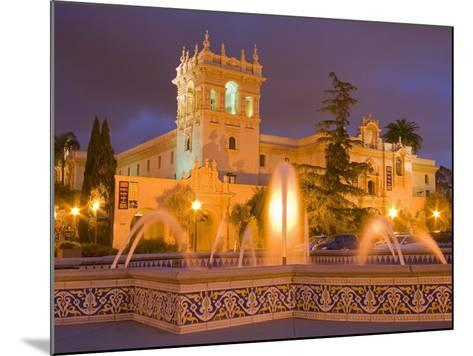 House of Hospitality in Balboa Park, San Diego, California, United States of America, North America-Richard Cummins-Mounted Photographic Print