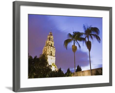 Museum of Man in Balboa Park, San Diego, California, United States of America, North America-Richard Cummins-Framed Art Print