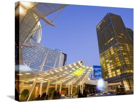 Aria Casino at Citycenter, Las Vegas, Nevada, United States of America, North America-Richard Cummins-Stretched Canvas Print