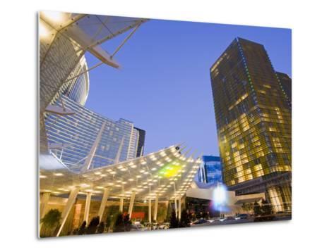 Aria Casino at Citycenter, Las Vegas, Nevada, United States of America, North America-Richard Cummins-Metal Print