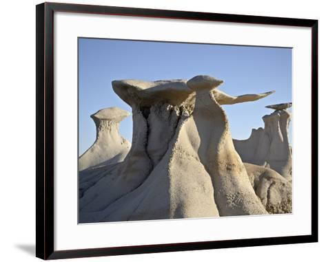 Bisti Wing, Bisti Wilderness, New Mexico, United States of America, North America-James Hager-Framed Art Print