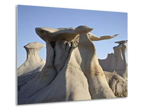 Bisti Wing, Bisti Wilderness, New Mexico, United States of America, North America-James Hager-Metal Print