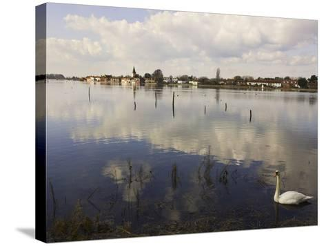 The Harbour, Bosham, Near Chichester, West Sussex, England, United Kingdom, Europe-Jean Brooks-Stretched Canvas Print