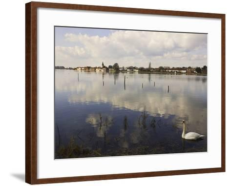 The Harbour, Bosham, Near Chichester, West Sussex, England, United Kingdom, Europe-Jean Brooks-Framed Art Print