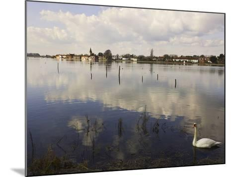 The Harbour, Bosham, Near Chichester, West Sussex, England, United Kingdom, Europe-Jean Brooks-Mounted Photographic Print