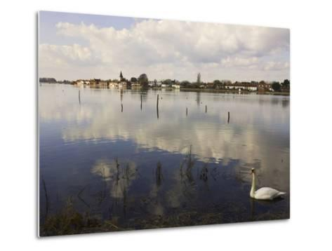 The Harbour, Bosham, Near Chichester, West Sussex, England, United Kingdom, Europe-Jean Brooks-Metal Print
