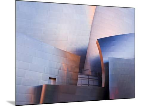 Walt Disney Concert Hall, Los Angeles, California, United States of America, North America-Richard Cummins-Mounted Photographic Print