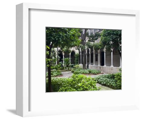 Parroquia De La Purissima Concepcion De Barcelona, Barcelona, Catalonia, Spain, Europe-Richard Cummins-Framed Art Print