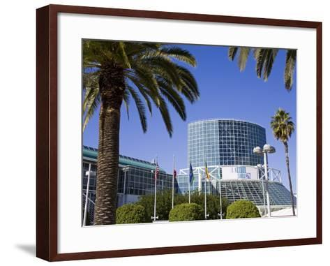 Los Angeles Convention Center, California, United States of America, North America-Richard Cummins-Framed Art Print